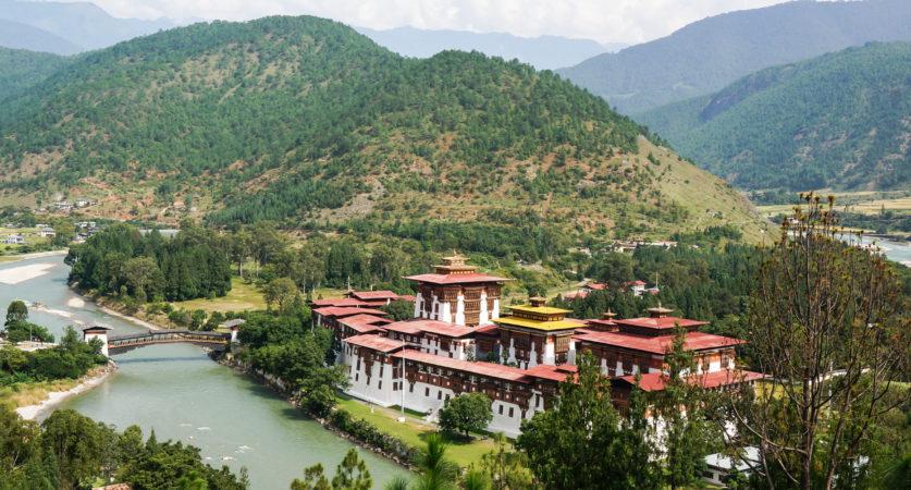 Bhutan Green Holiday