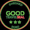 good.travel seal. 1star 2020