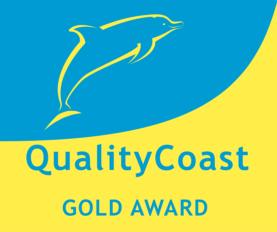 Quality Coast Gold logo