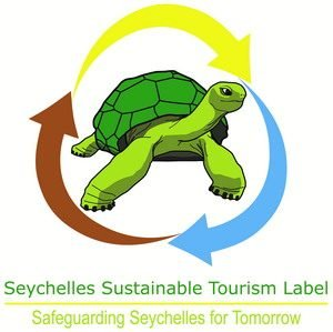 ecotravel. seychelles.logo. goede reizen