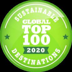 Logotipo de TOP 100 2020