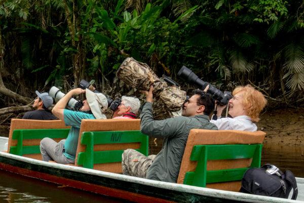 Green trip to Añangu Kichwa