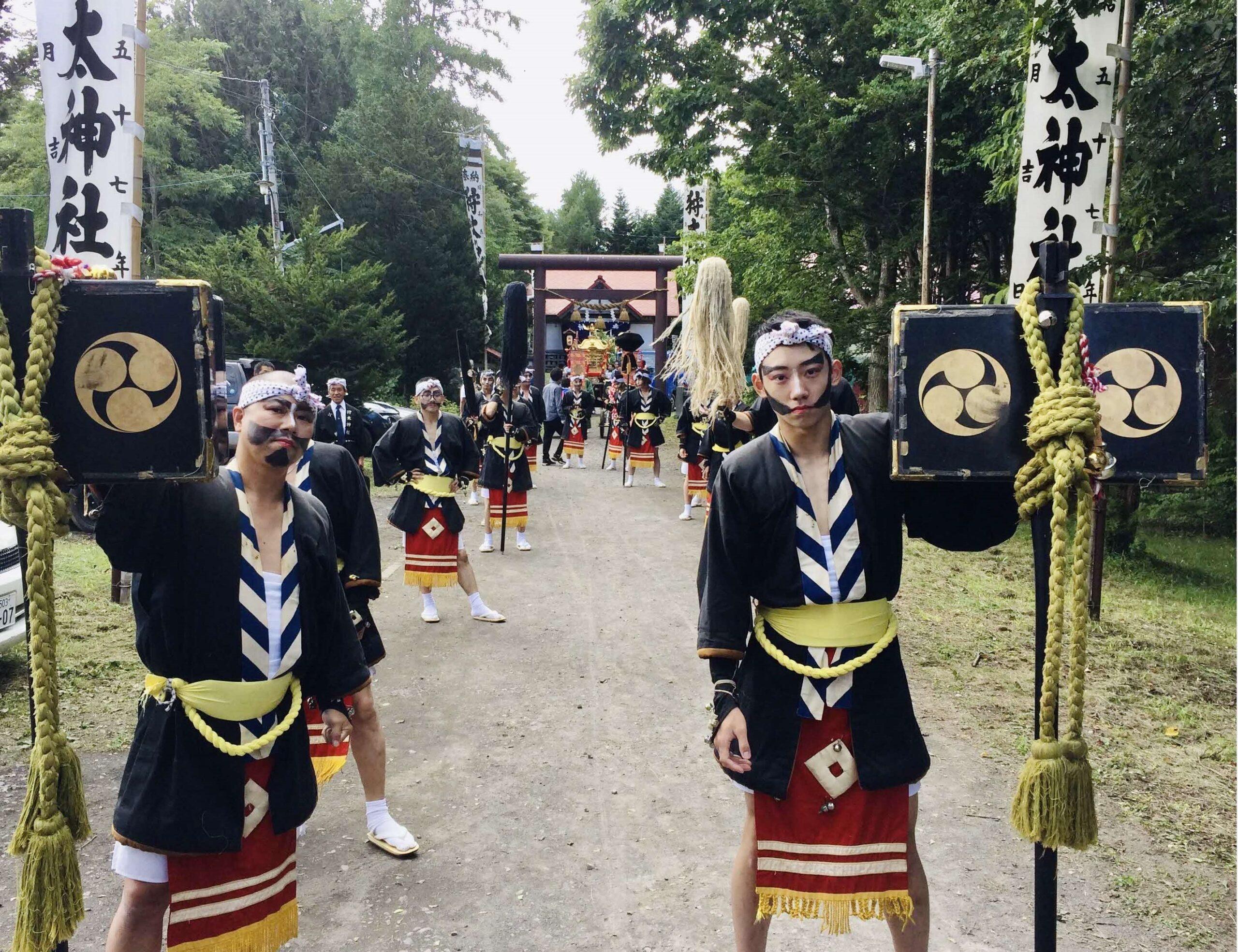 Kaributo Shrine Festival