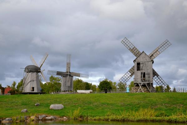 Green holiday in Saaremaa