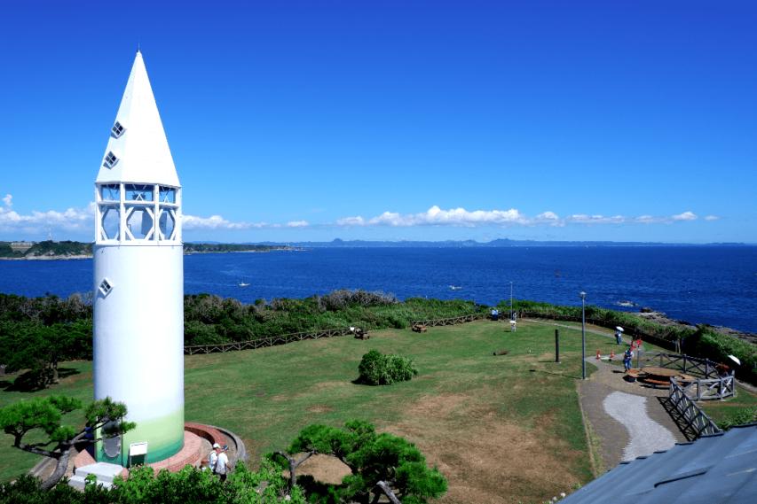 Green holiday in Miura Peninsula