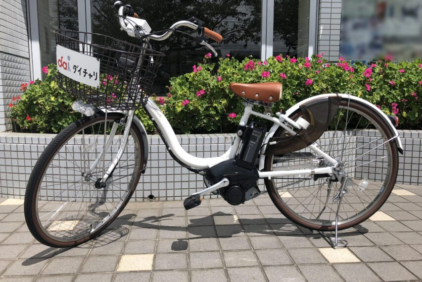 Shared bicycle