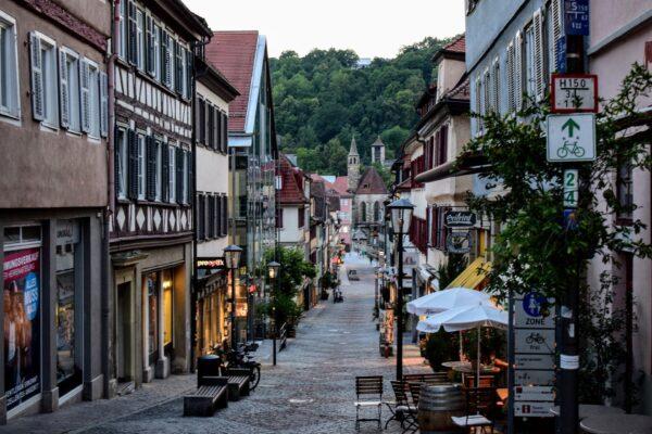 Groene vakantie in Duitsland