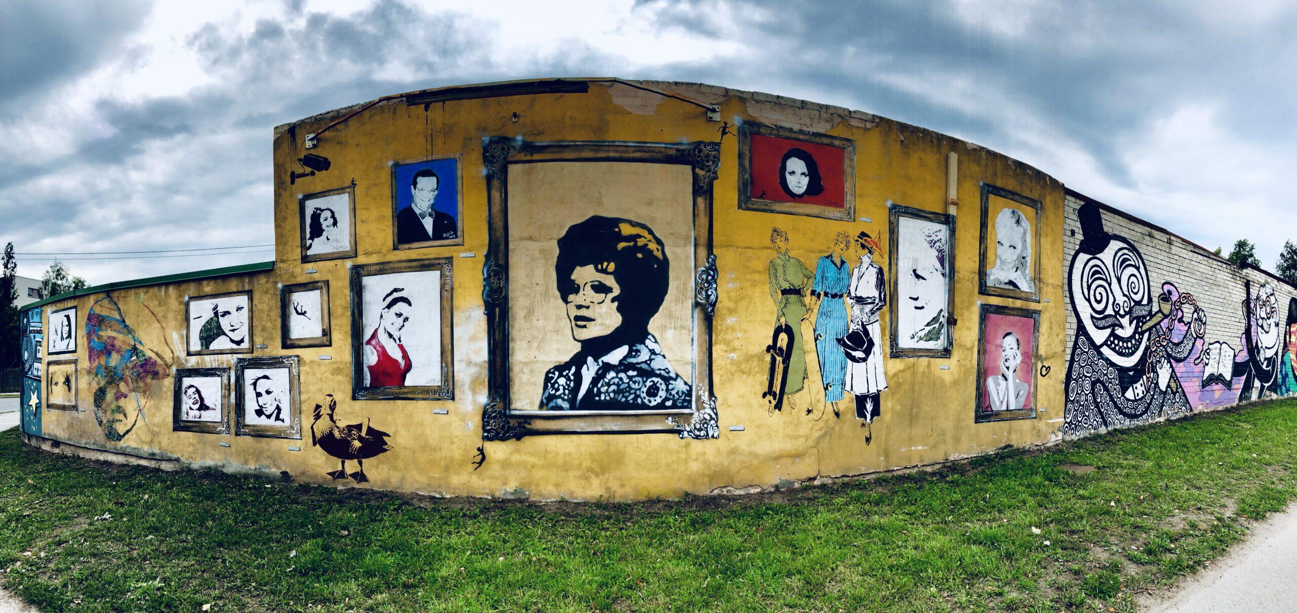 Street Art Festival Stencibility