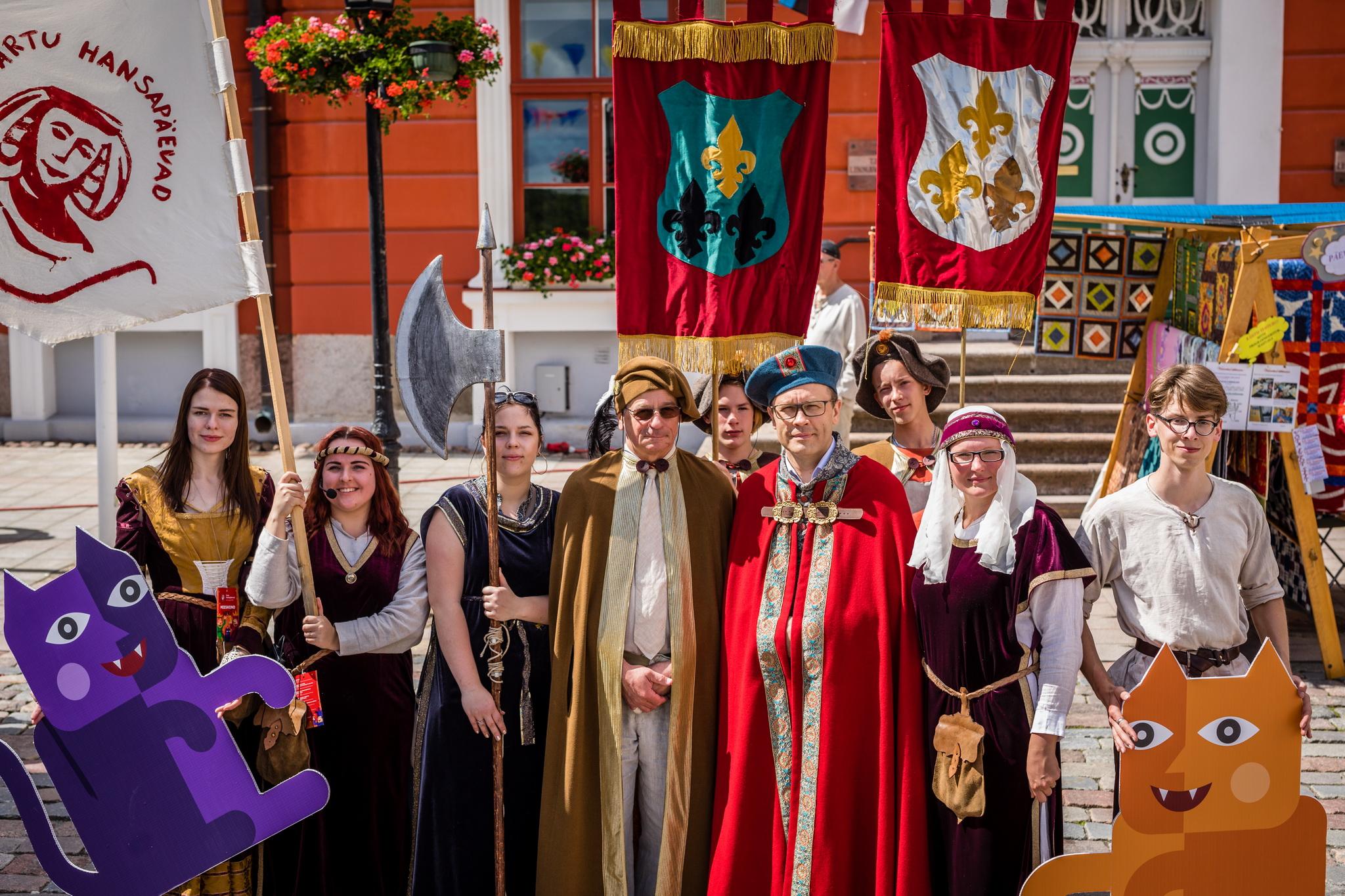 Tartu Hanseatic Days