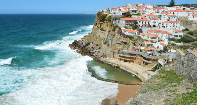 Beautiful view of Sintra