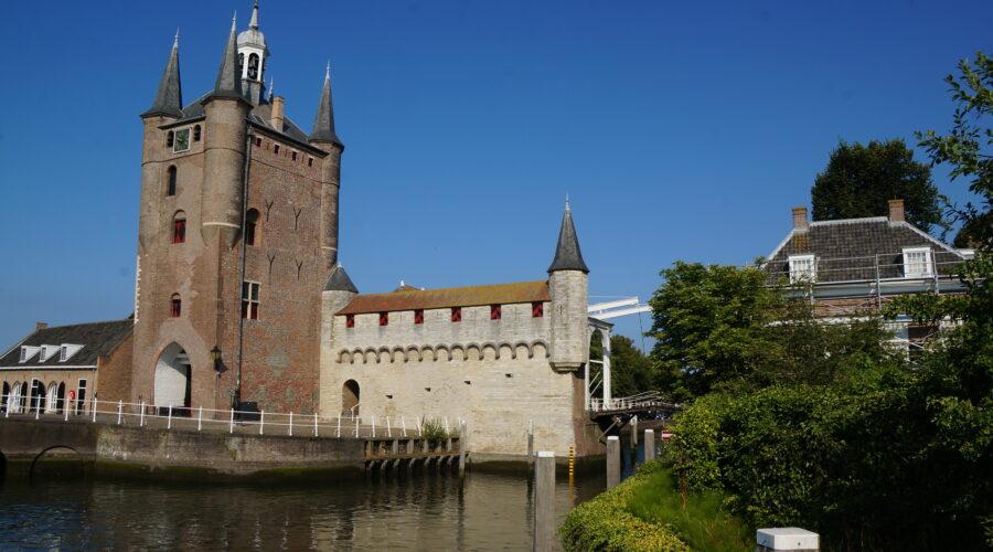 Zuidhavenpoort, Old port in Schouwen-Duiveland, a sustainable destination